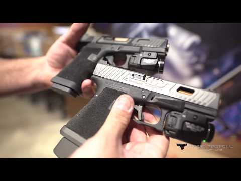The new Streamlight TLR-8 at Taran Tactical
