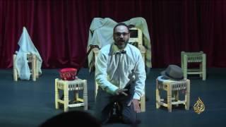 هذا الصباح- زياد عيتاني ممثل مسرحي يعكس وجه لبنان