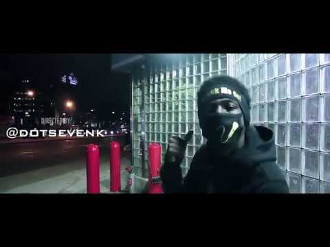 "Kaleechi Ordiz - ""Never Fold"" Ft. Mir From Da Landz (Official Music Video)"
