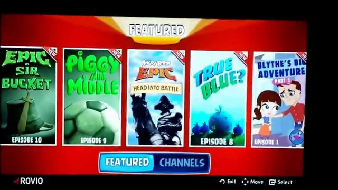 A aplicação Toons Tv é uma animação para a LED SMART TV 40 ...