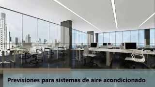 Proyecto de Oficinas Balboa Office Center (BOC) Ciudad de Panama