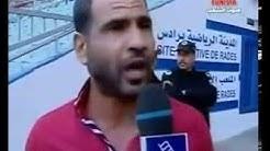 Entraîneur tunisien schizophrène