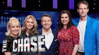 The Celebrity Chase ft Amanda Lamb | Behind The Scenes