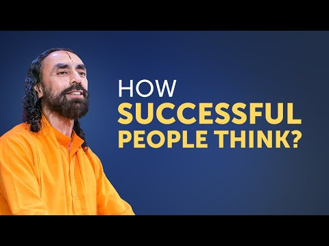 How Successful People Think? The Secret to Making Right Decisions in Life by Swami Mukundananda