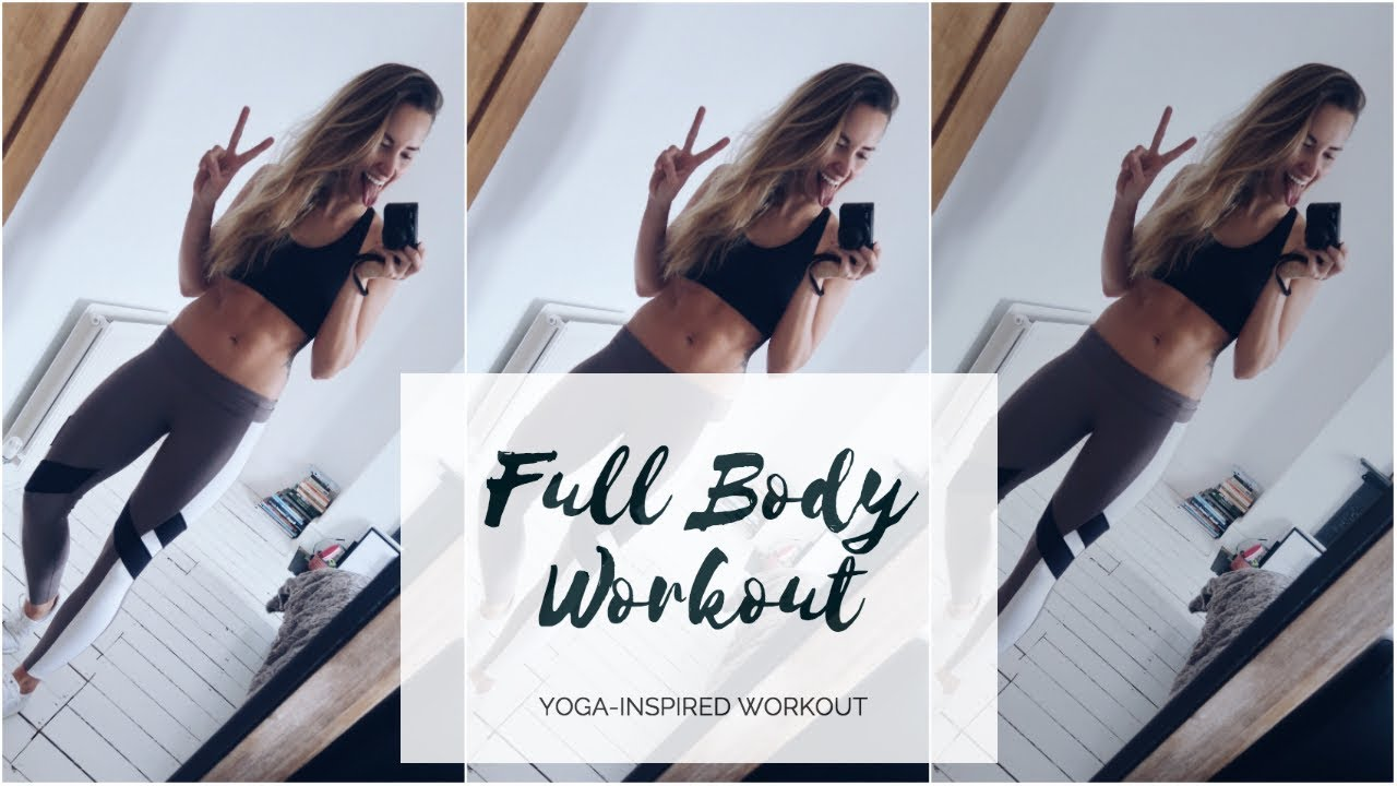 FULL BODY WORKOUT | 20-Minute Yoga Workout | CAT MEFFAN