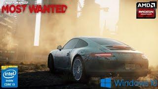 Need for Speed Most Wanted 2012 || Amd Radeon R5 M430 2GB || Intel Core i3 5005U || 4GB Ram