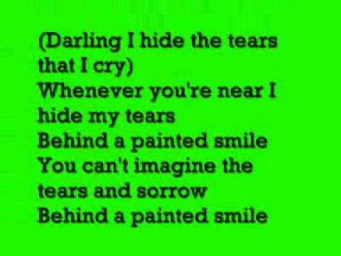 I like your smile lyrics