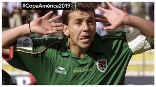 Bolivia en la #CopaAmérica