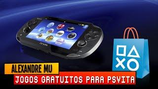 Lista com Todos os Jogos Gratuitos para PSVita na PlayStation Store