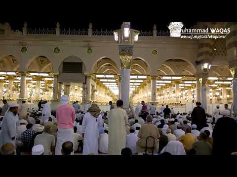 Absolutely Stunning Fajr Adhan -  Sheikh Abdul Majeed Surahi - 2014-04-26