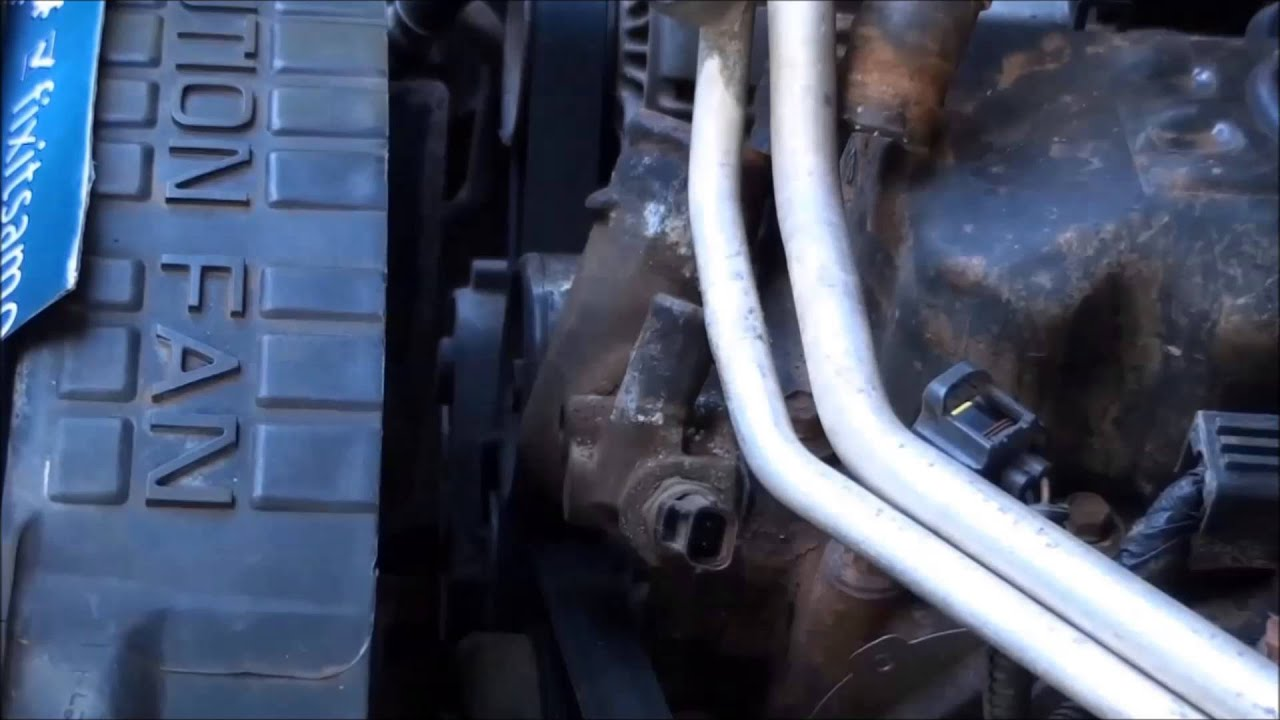 Thermostat replacement overheating fix jeep tj