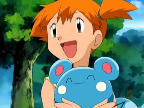 """Pokemon Misty""""s baby Azurill gives a beat down to team ..."""
