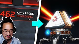 A viewer donates $400, but forces me to spend it on Apex Packs. Here is what happens to me.