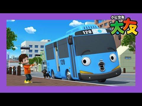 小巴士TAYO l 小公交車太友第三季馬上就要在YouTube頻道首次公開喲! l 小公交車太友 l 兒童漫畫 | 幼兒漫畫 | 兒童卡通 | 幼兒卡通 | 兒童小電影