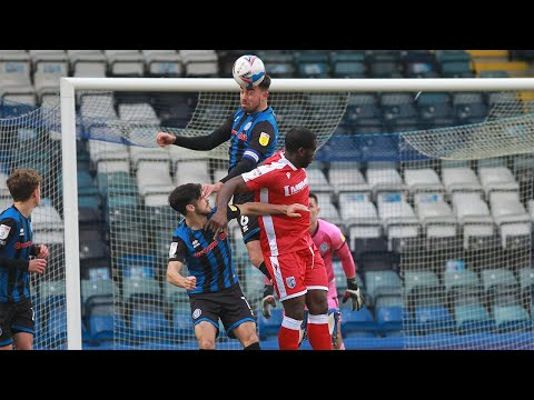 Rochdale Gillingham Goals And Highlights