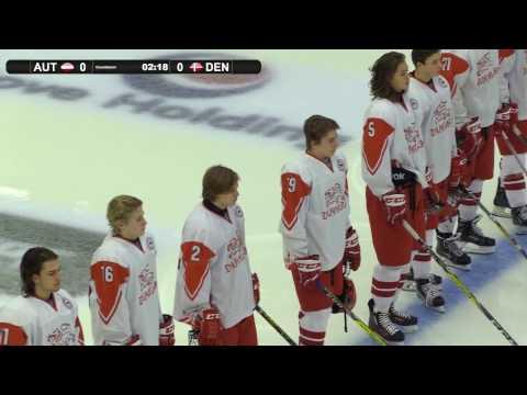 U18: Austria - Denmark (10-02-2017)