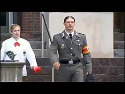 Nazi Father Wears Hitler Uniform To Court