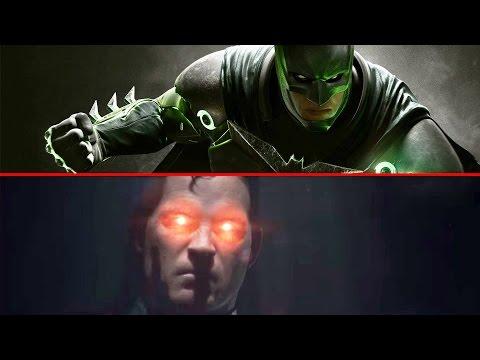 Injustice 2 - İlk İzlenim (BATMAN VE SUPERMAN Kostümleri Olmuş Mu?)