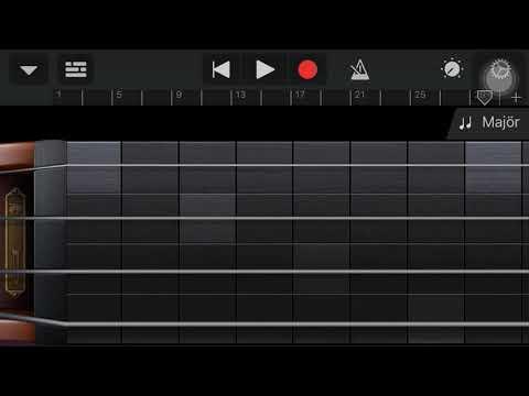 (GarageBand) İçerde Dizi Müziği (Kan Bağı)