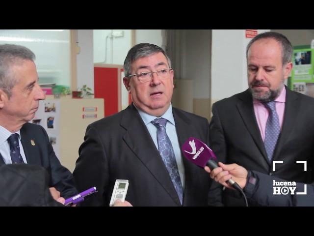 VÍDEO: El colegio El Prado acoge las Jornadas Provinciales de la Red Andaluza de Ecoescuelas