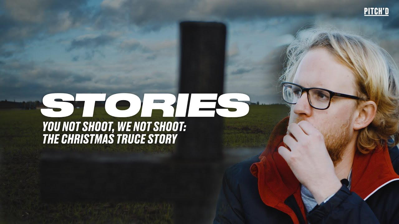 VIDEO // You Not Shoot, We Not Shoot - the Christmas Truce story