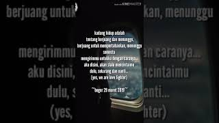 Download Lagu Hanin dhiya - menunggu kamu (cover anji) mp3