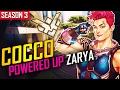 Zarya THE HARD CARRY - EnVyUs COCCO [S3 Grandmaster]