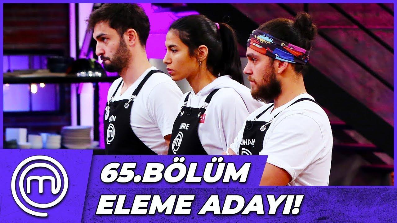 MasterChef Türkiye 65.Bölüm Özet   İKİNCİ ELEME ADAYI!