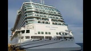 1st Night Dinner! Royal Princess Cruise Ship [Vlog ep6]