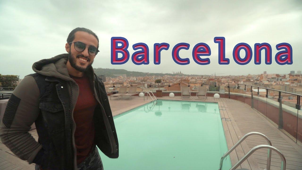 الوجه الآخر لبرشلونه..تجربة حضور برشلونة ومانشستر يونايتد
