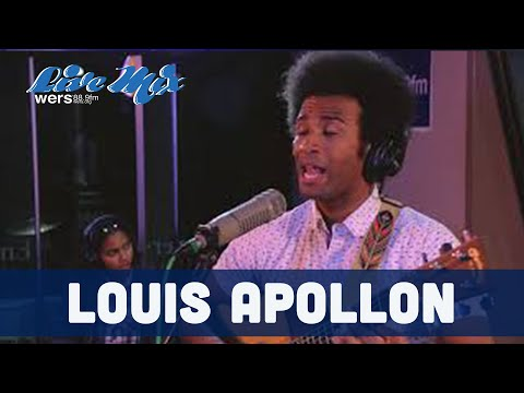 Louis Apollon - Full Performance (Live at WERS)
