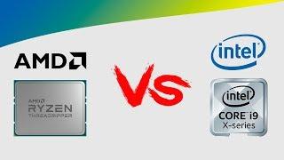 AMD vs Intel! (2019) 🔥🔥🔥