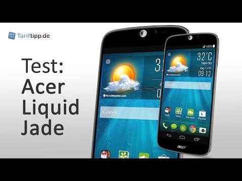 Acer Liquid Jade   Test deutsch