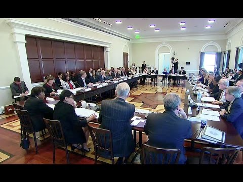 The President's Advisory Council on Doing Business in Africa Part 1