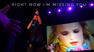 MattyB - Right Now I'm Missing You (Live in Boston)