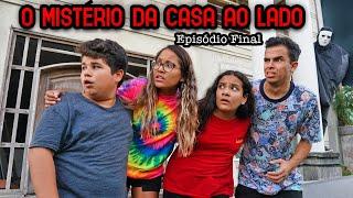 O MISTÉRIO DA CASA AO LADO! - FINAL - (TEMPORADA 2) - KIDS FUN
