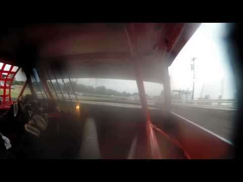 Ride with Dustin Smith at Algona Raceway 07-19-14