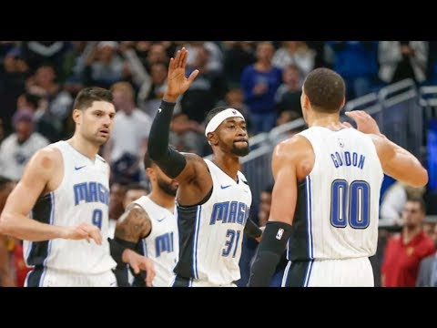Towns Dunks on Vucevic! Ross 32 Pts 7 3s! 2018-19 NBA Season