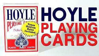 Deck Review - Hoyle Red Edition Playing Cards [HD]