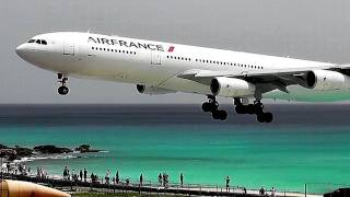 PlaneSpotting at Princess Juliana Int