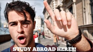 A DAY IN THE LIFE LIVING IN BUDAPEST, HUNGARY!!!