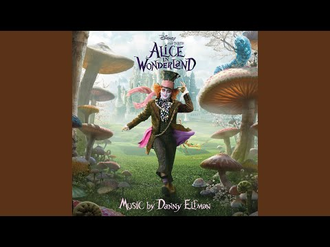 """Alice's Theme (From """"Alice in Wonderland""""/Soundtrack Version) from YouTube · Duration:  5 minutes 8 seconds"""