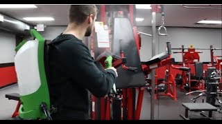 Victory Innovations - General Uses with the Backpack Electrostatic Sprayer