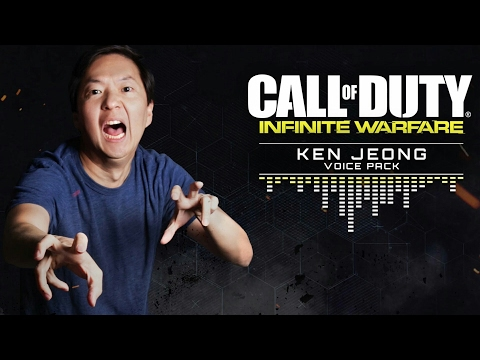 Ken Jeong Voice Overpack Call of Duty infinite warfare