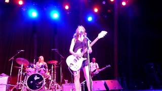 The Bangles - Sweet and Tender Romance live @ The Fillmore, SF - Nov 8, 2011
