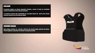 Nuevo Chaleco Balístico para la Policía Nacional del Ecuador