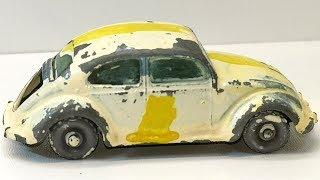 Matchbox restoration Volkswagen 1200 nr 25 diecast car