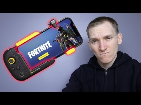 Ultimate IPhone Gaming Controller For PUBG/Fortnite