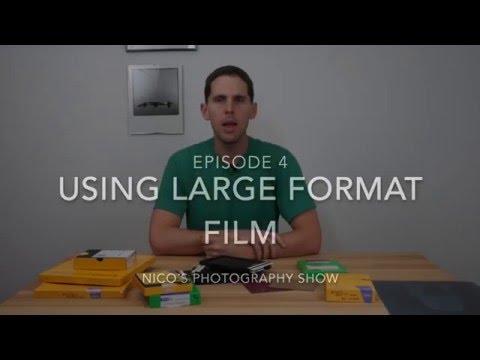 Episode 4: Using Large Format Film
