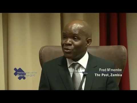 Fred Mmembe Talks about The Post News Papers